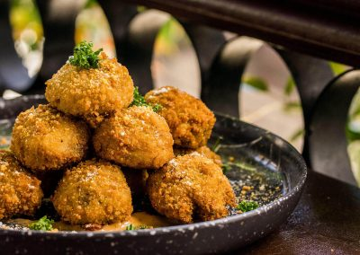 Sisig Croquettes